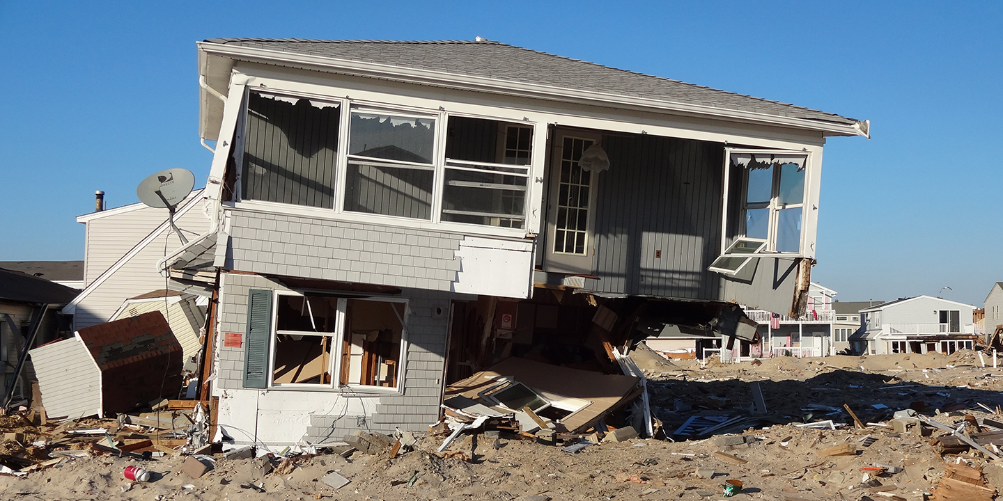 Hurricane sandy rebuilding how 1 firm rose to challenge for Small architecture firms
