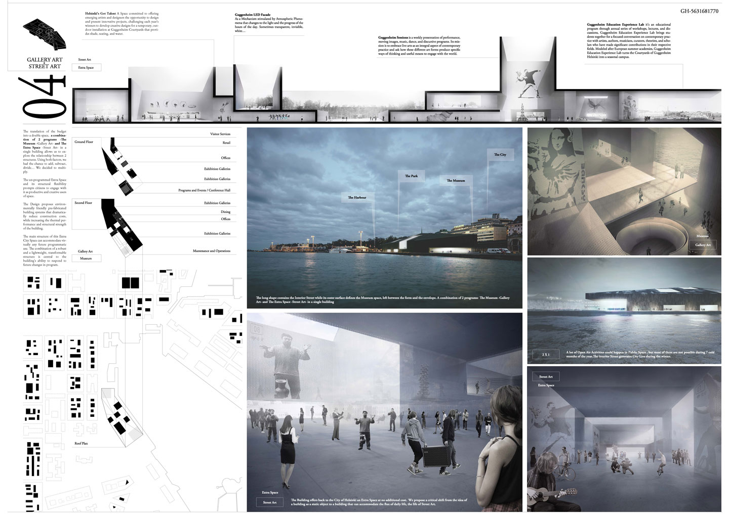 guggenheim competition finalist board
